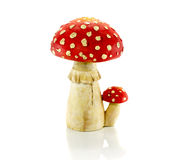 Fake mushroom Royalty Free Stock Images