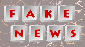 Fake News 001 - Color Background. High Resolution - Colorful Background vector illustration