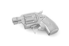 Fake plastic gun Royalty Free Stock Photography