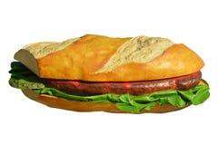 Fake Sandwich Stock Photo