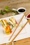 Fake sushi Stock Photography
