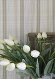 Fake tulip flowers Royalty Free Stock Photos