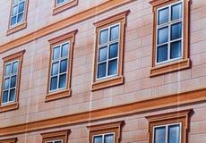 Fake windowsfacade Stock Photos