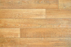 Fake wooden floor Royalty Free Stock Image