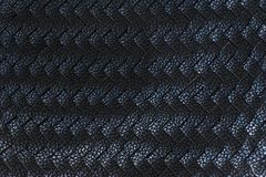 Fake woven leather wicker textured bag surface background stock images
