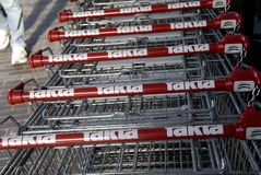 FAKTA GROCERY STORE Stock Photos