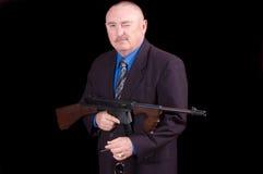 faktorski gangsterski rząd Fotografia Stock