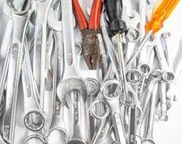 Faktotum Tools II Royaltyfri Fotografi