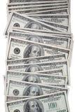 fakturerar dollaren Arkivfoto