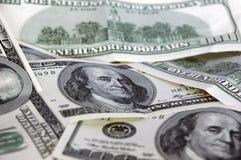 fakturerar dollaren Arkivbild