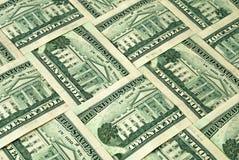 fakturerar dollaren Arkivbilder