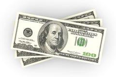 fakturerar dollaren Royaltyfria Foton