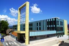Fakultet medycyna, Maribor, Slovenia fotografia stock