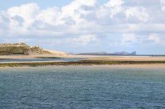 Fal Carragh Hafen Stockfoto
