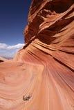 Fala, Arizona Zdjęcie Royalty Free