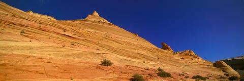 Fala, kojota Butte, Kanab, Utah Fotografia Stock