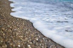 fala morza czarnego Zdjęcie Royalty Free