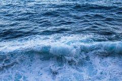 Fala morze Fotografia Royalty Free