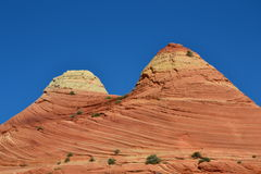 Fala przy Arizona (9) Zdjęcie Stock