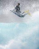 fala surfowania obrazy stock