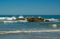 Fala w morzu Obraz Stock