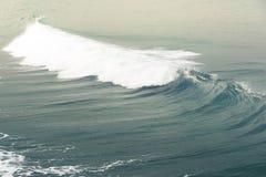 Fala w oceanie Zdjęcia Stock