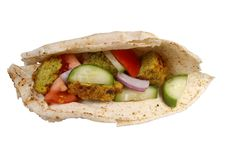 Falafel Royalty Free Stock Photos