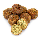 Falafel. Balls, isolated on white background Royalty Free Stock Photo