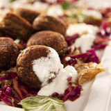 Falafel Royalty Free Stock Photography