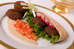 Falafel Photos stock