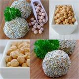 Falafel Fotografia Stock