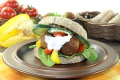 falafel Royalty-vrije Stock Foto's