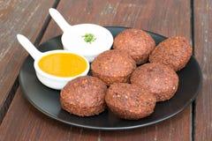 falafel Fotografia de Stock
