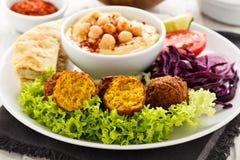 falafel стоковые фото