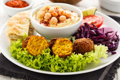 falafel стоковая фотография
