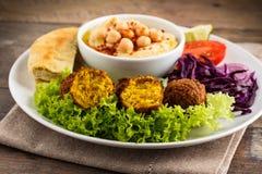 falafel стоковое фото