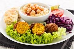 falafel стоковые фотографии rf