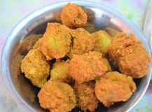 falafel bowl Egipto foto de archivo