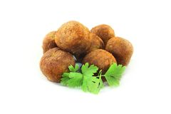 Falafel Royalty Free Stock Images