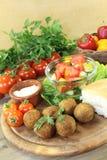 Falafel Royalty Free Stock Photo