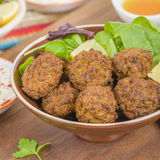 Falafel Stock Photography