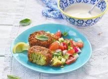Falafel Stock Photo