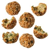 Falafel. Vegetarian food. Royalty Free Stock Photo