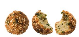 Falafel. Vegetarian food. Stock Images
