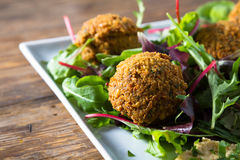 Falafels Royalty Free Stock Photography