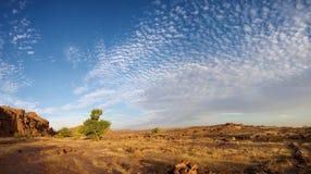 Falaise de Bandiagara dans le cordon de Dogon