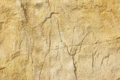 Falaise de roche Image stock