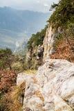 falaise raide photographie stock libre de droits
