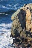 Falaise rocheuse Photographie stock libre de droits