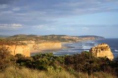 falaises étonnantes Photos libres de droits